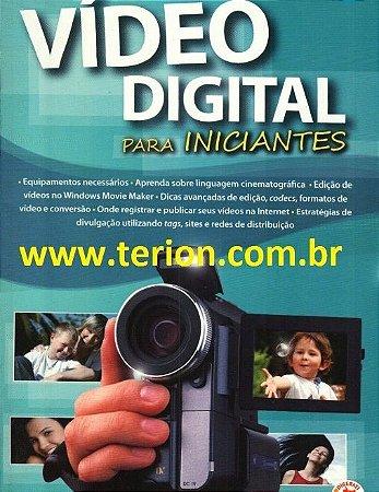 Livro Vídeo Digital para Iniciantes
