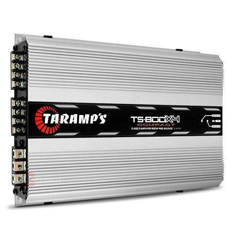 Módulo Amplificador Taramps Ts800 X4 800w