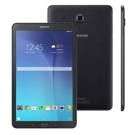 TABLET SAMSUNG TAB E T560 QUAD CORE ANDROID 8GB PRETO