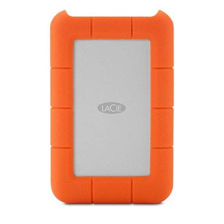 HD Externo Lacie Rugged mini 2TB USB 3.0 / 2.0