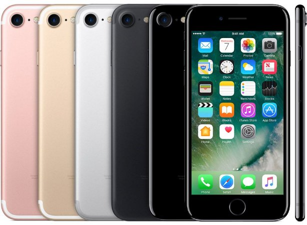 Smartphone Apple iPhone 7 128GB desbloqueado  - Iphone 7