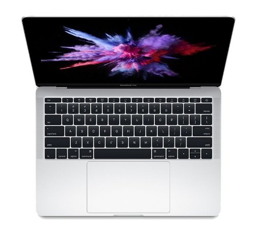 Apple macbook Pro 13 2017 / 2018 MPXU2BZ/A Intel Dual core i5 2,3 GHz 8GB 256GB SSD Prateado - MPXU2