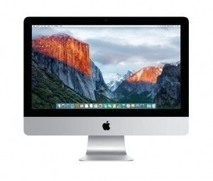 Apple iMac Tela 21,5'' Intel Core i5 dual core de 1,6GHz 8GB 1TB - MK142