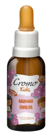 Floral Cromo Kids harmonia familiar