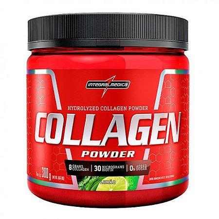 Colágeno hidrolisado Collagen Powder 300g sabor limão