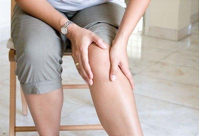 Sulfato de condroitina 1,5g + Glucosamina 1,2g Manipulado 30 sachês contra dores nas articulações