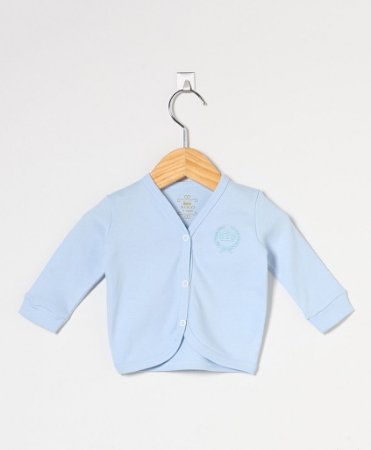 Quero Kolo - Casaco Suedine Azul