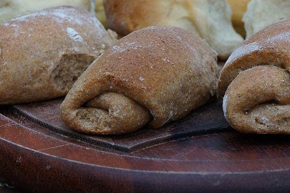 Pão integral sem lactose