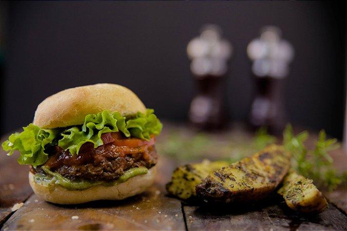 Hambúrguer Gourmet - Lanche