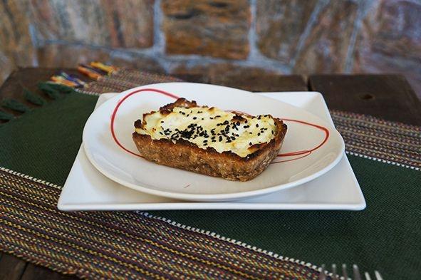Quiche de queijo (100 g)