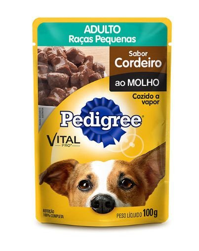 PEDIGREE ADULTO CORDEIRO