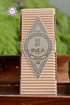 Incenso Natural de Priprioca | Caixa com 9 varetas!