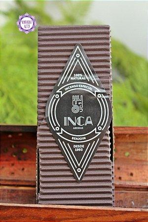 Incenso Natural de Benjoim | Edição Especial | Caixa com 9 varetas!