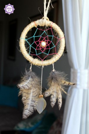 Filtro dos Sonhos com Howlita e Ágata para Harmonia e Calma | Aro 10