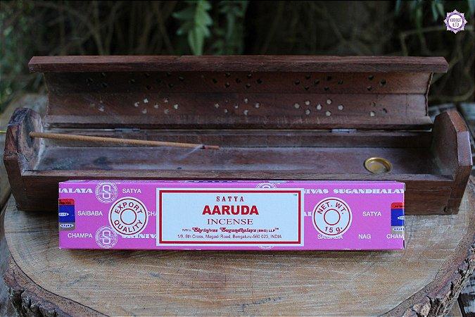 Incenso Importado Satya Arruda caixa com 12 varetas