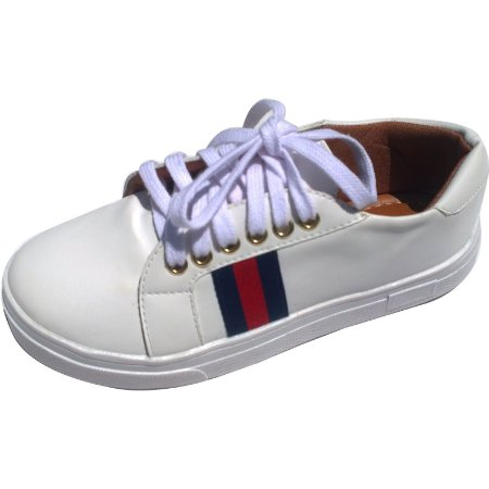 Tênis Branco Confort  MegaChic