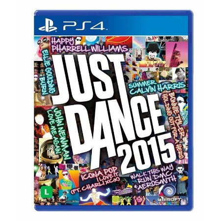 Jogo Just Dance 2015 - PS4
