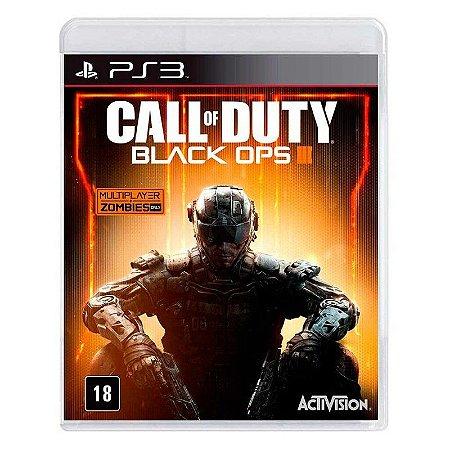 Jogo Call of Duty Black Ops III - PS3