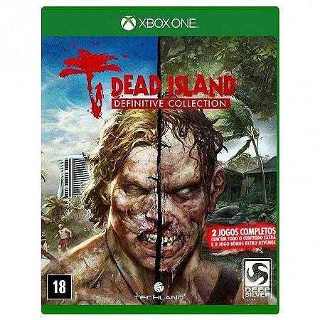 Jogo Dead Island Definitive Collection - Xbox One