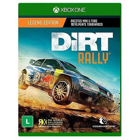Jogo Dirt Rally (Legend Edition) - Xbox One