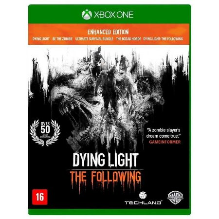 Jogo Dying Light The Following ( Enhanced Edition ) - Xbox One