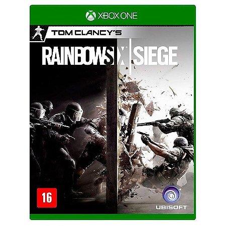 Jogo Tom Clancly's: Rainbow Six Siege - Xbox One