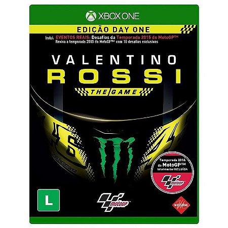 Jogo Valentino Rossi The Game Edição Day One Xbox One