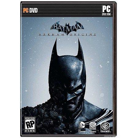 Jogo Batman: Arkham Origins - PC