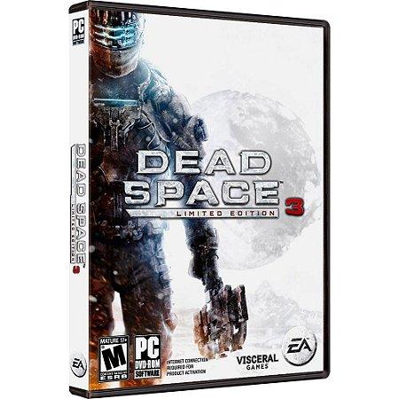 Jogo Dead Space 3 Edição Limitada - PC