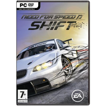 Jogo Need for Speed Shift - PC
