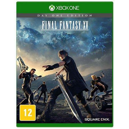 Jogo Final Fantasy Xv Day One Xbox One