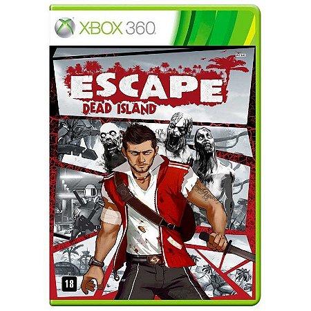 Jogo Escape Dead Island Xbox 360 e Xbox One
