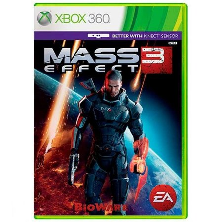 Jogo Mass Effect 3 Xbox 360 e Xbox One