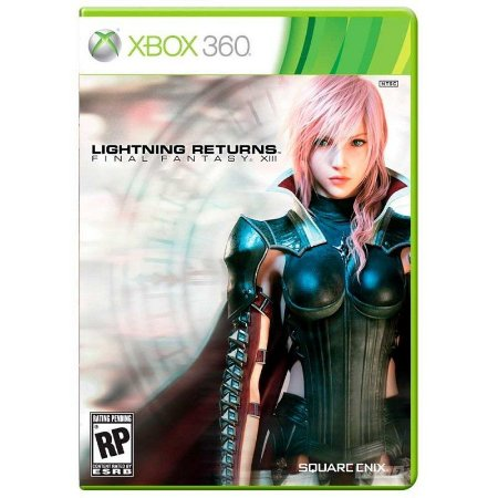 Jogo Lightning Returns Final Fantasy XIII Xbox 360 e Xbox One
