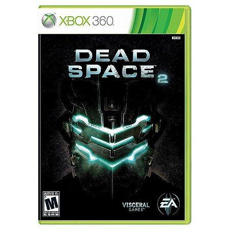 Jogo Dead Space 2 Xbox 360 e Xbox One Midia Física