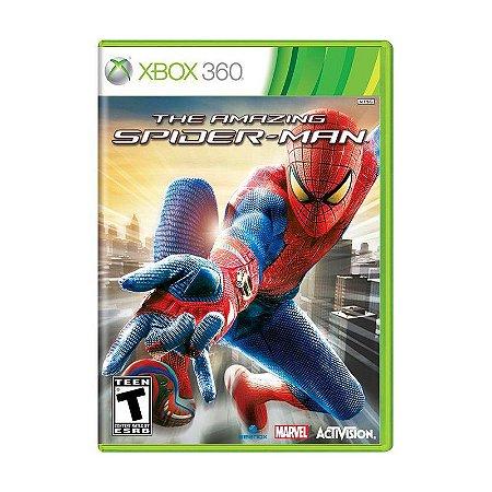 Jogo The Amazing Spider-man - Xbox 360