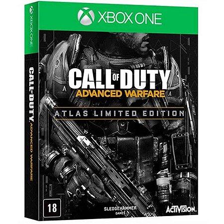 Jogo Call of Duty Advanced Warfare ( Atlas Limited Edition ) - Xbox One