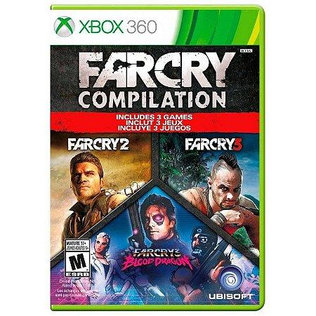 Jogo Far Cry Compilation - Xbox 360