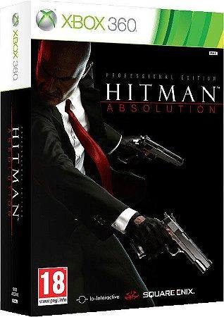 Jogo Hitman Absolution Professional Edition Xbox 360 e Xbox One