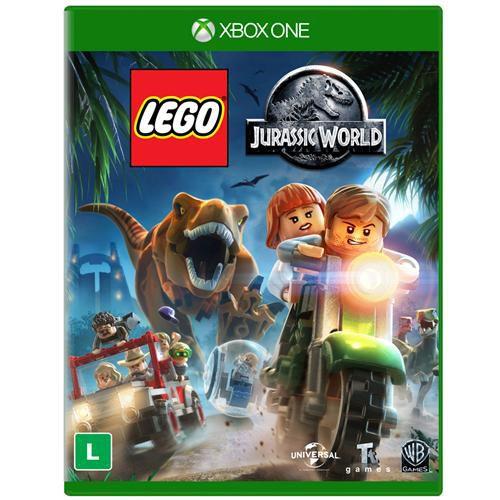 Jogo LEGO Jurassic World (Dublado em Português) - Xbox One