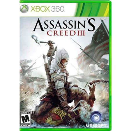 Jogo Assassins Creed 3 - Xbox 360