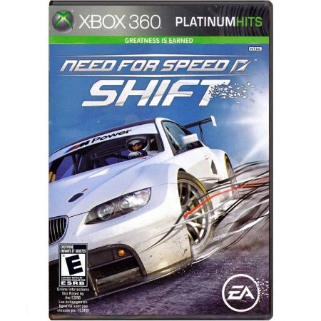 Jogo Need for Speed Shift - Xbox 360