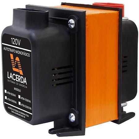 Auto Transformador Lacerda ATM 1500VA 220V-120V 60HZ - 411015021-C00