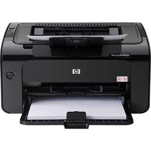 Impressora Hp Laserjet Pro P1102w Wireless