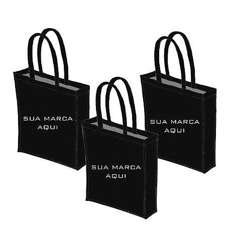 Personalizar Sacola - Kit com 3 unidades