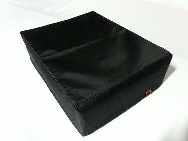 Capa Protetora Preta Lisa para CDJ/Mixer P04 - 36x32x11cm