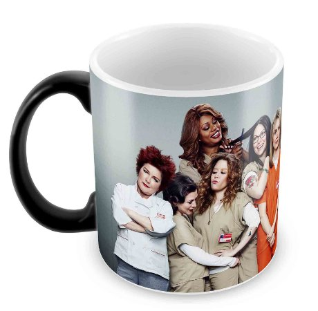 Caneca Mágica  - Orange is the New Black II