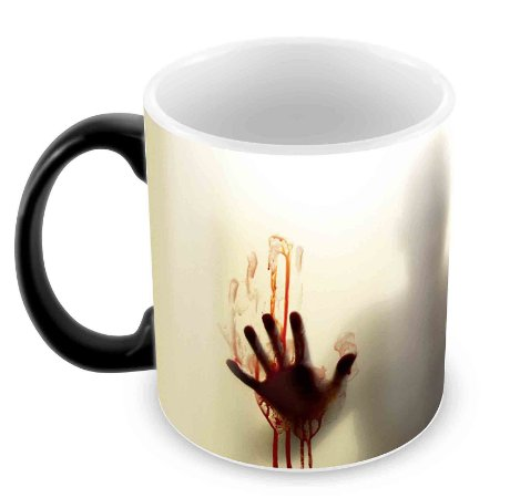 Caneca Mágica - The Walking Dead (Mãos)