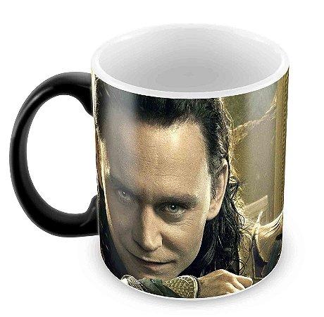 Caneca Mágica  - Loki