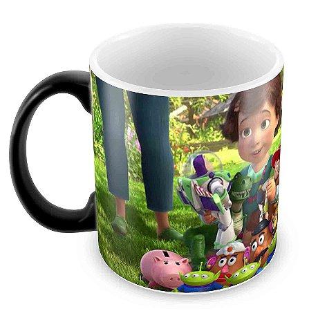 Caneca Mágica - Toy Story